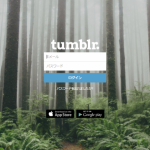 (1-1)Tumblrサイトの作り方